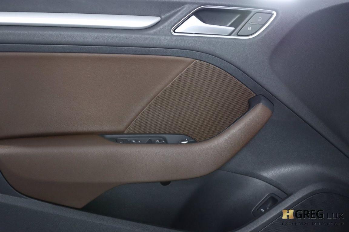 2018 Audi A3 Sedan  #37