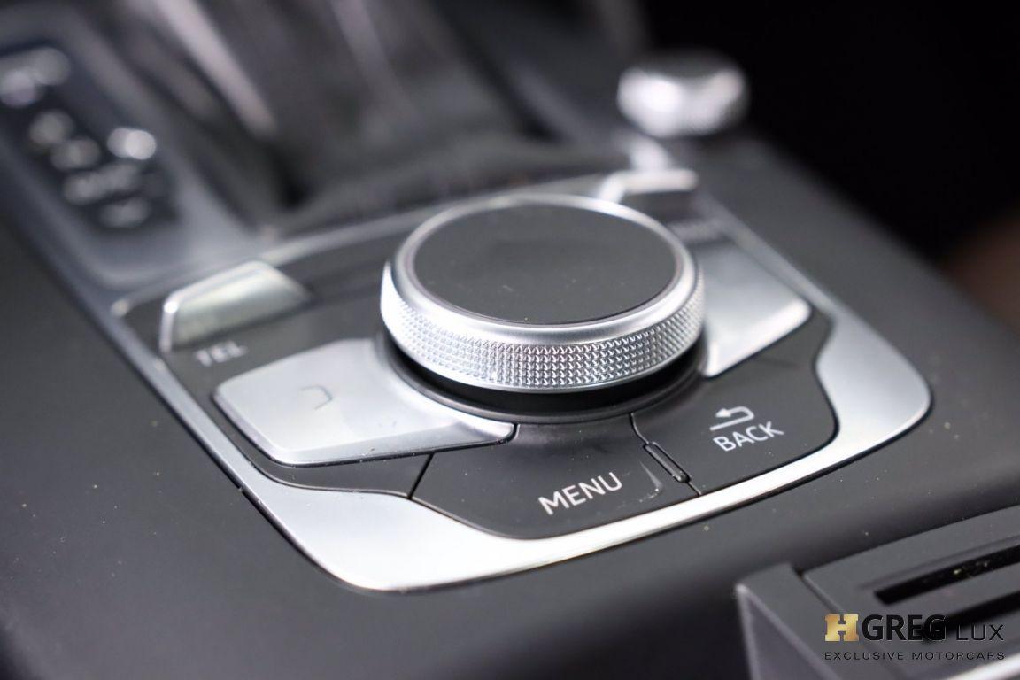 2018 Audi A3 Sedan  #44