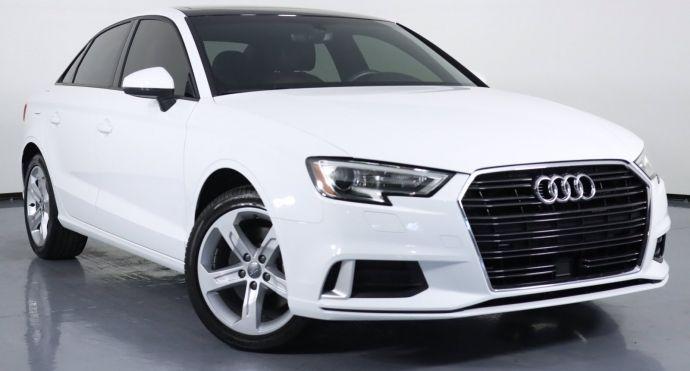 2018 Audi A3 Sedan  #0