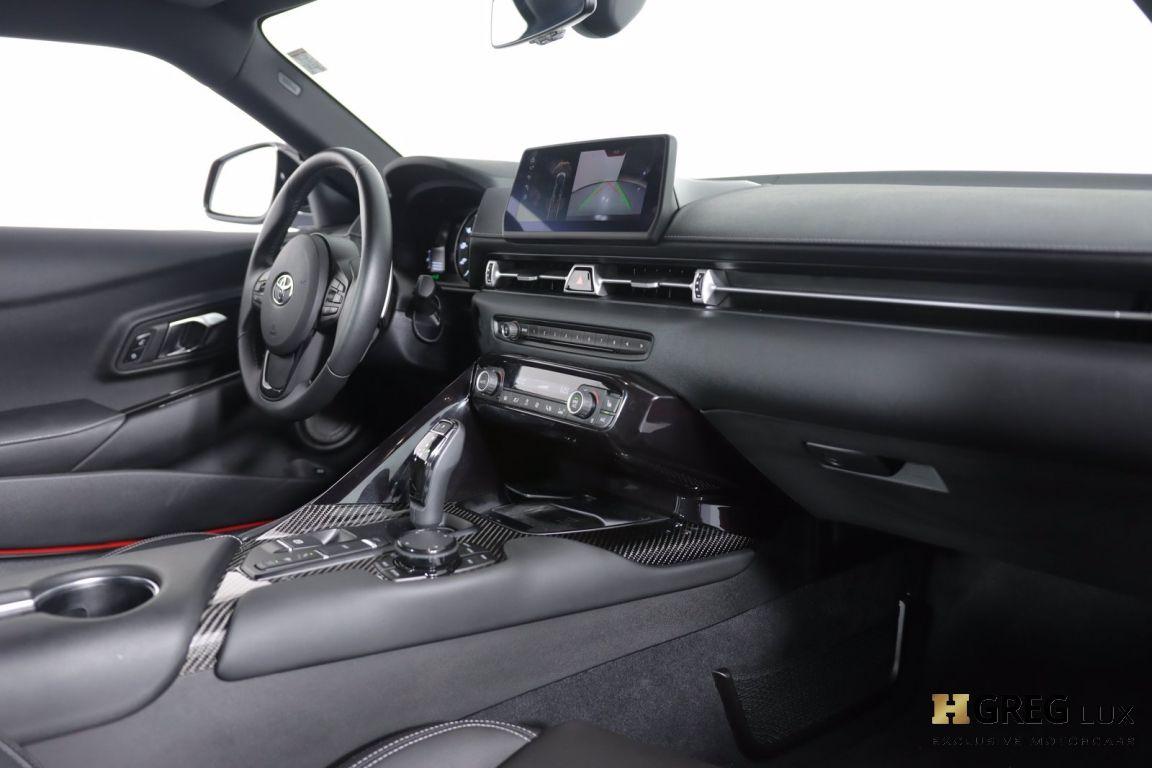 2021 Toyota GR Supra 3.0 #50