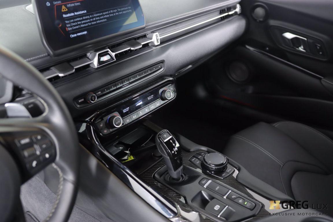2021 Toyota GR Supra 3.0 #36