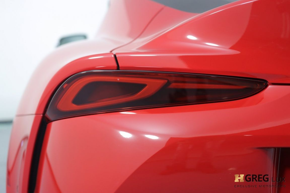 2021 Toyota GR Supra 3.0 #18