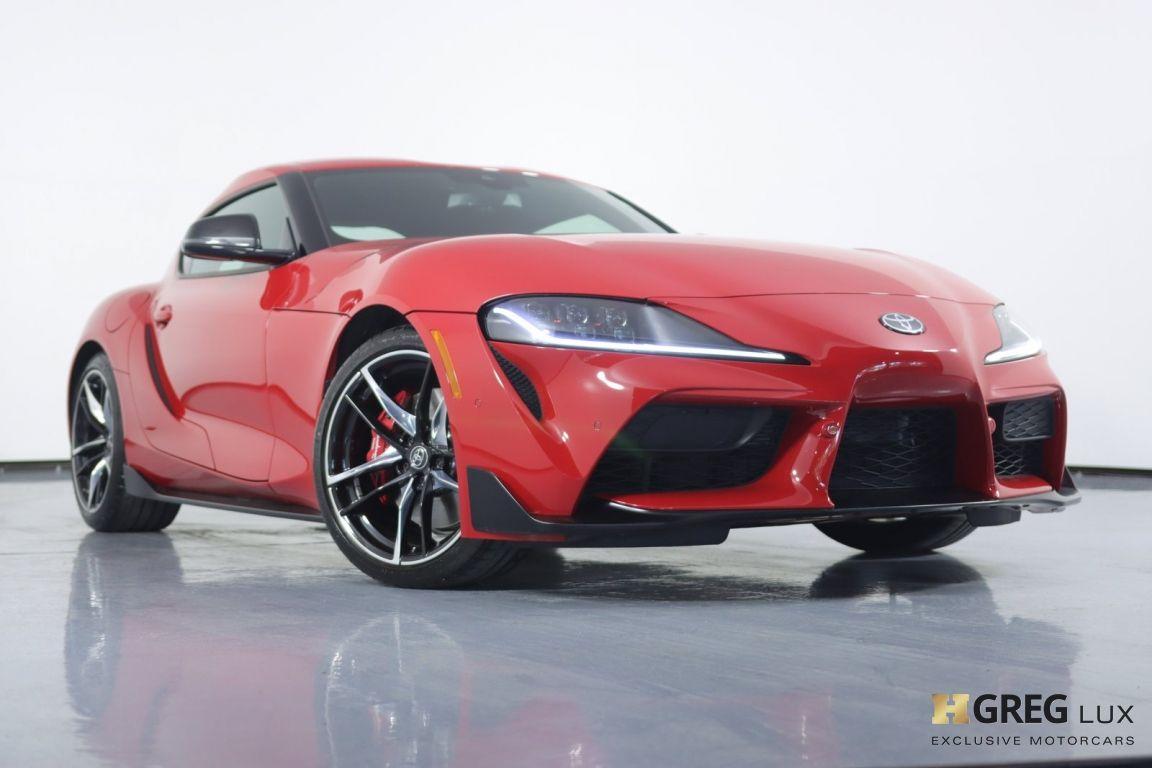 2021 Toyota GR Supra 3.0 #29