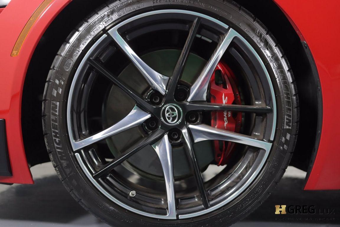 2021 Toyota GR Supra 3.0 #25