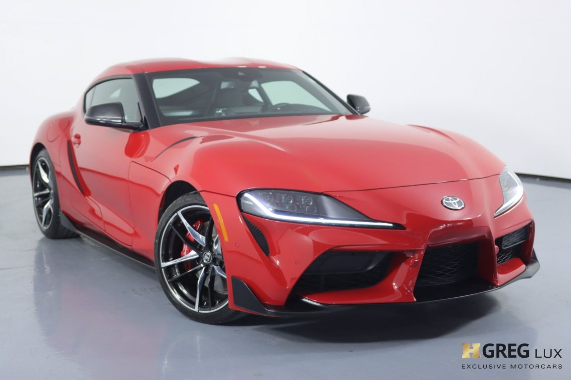 2021 Toyota GR Supra 3.0 #0