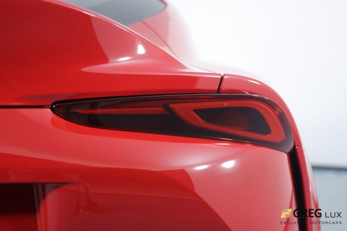 2021 Toyota GR Supra 3.0 #19