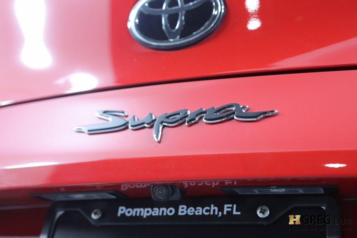 2021 Toyota GR Supra 3.0 #21