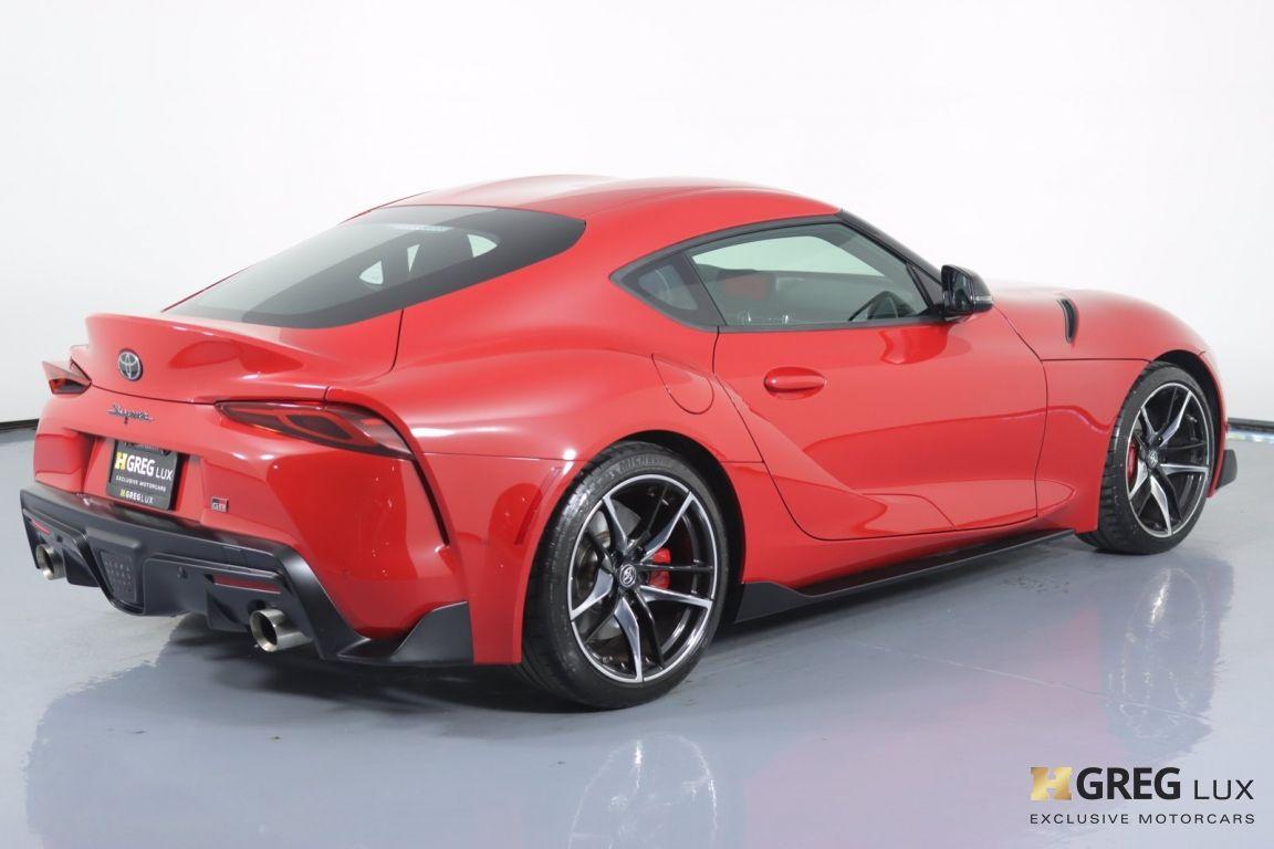 2021 Toyota GR Supra 3.0 #16