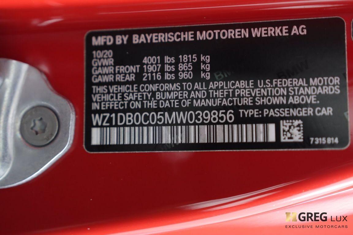 2021 Toyota GR Supra 3.0 #48
