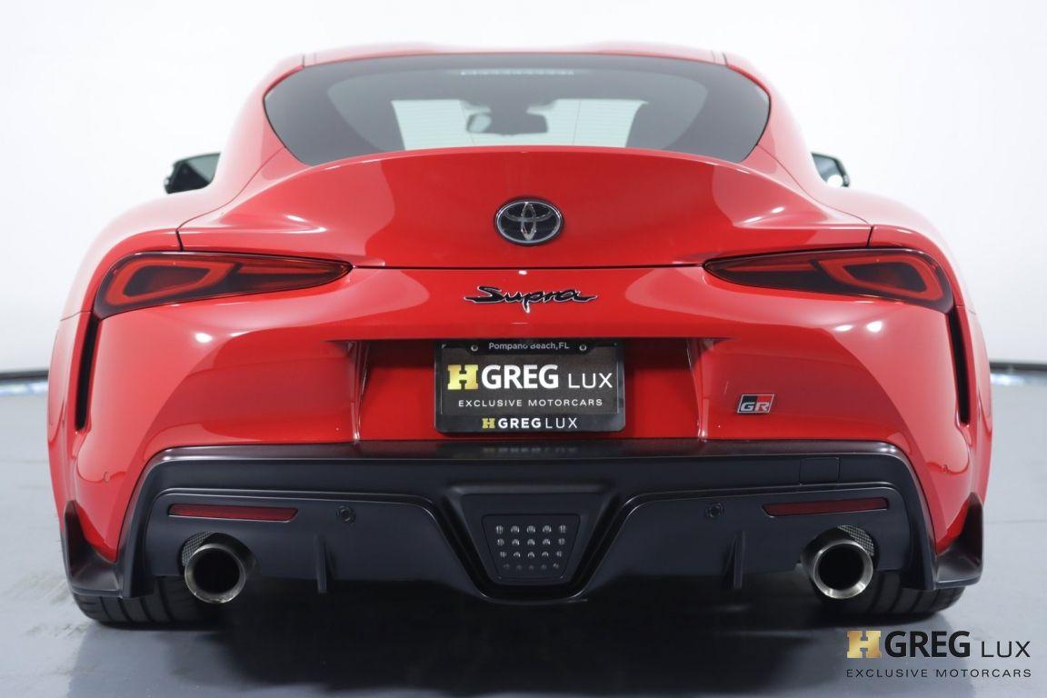 2021 Toyota GR Supra 3.0 #17