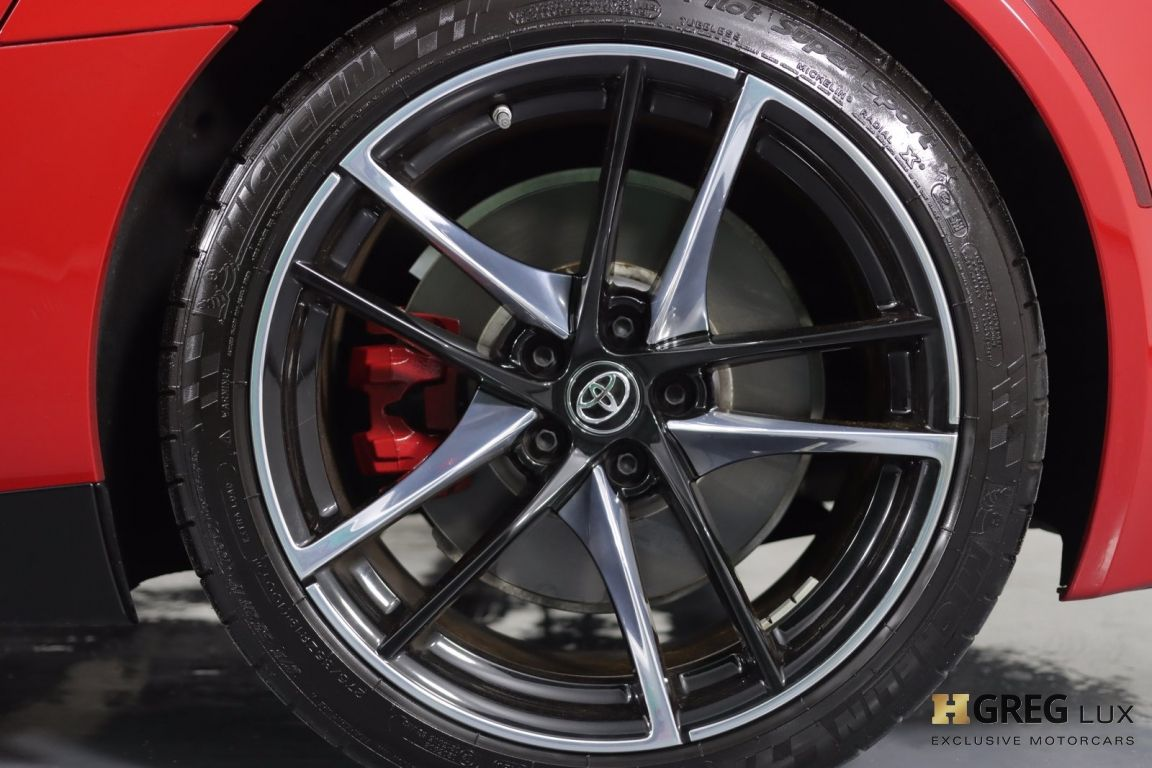 2021 Toyota GR Supra 3.0 #27