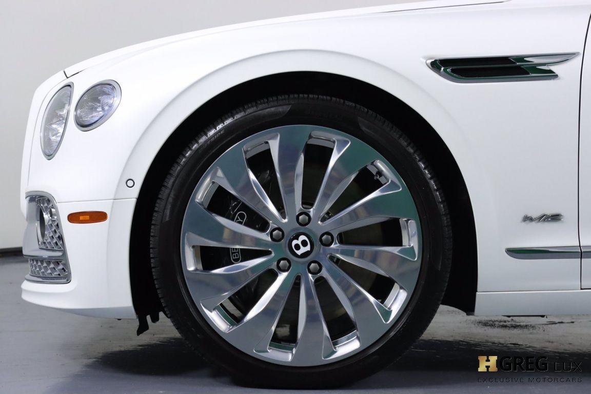 2020 Bentley Flying Spur W12 #23