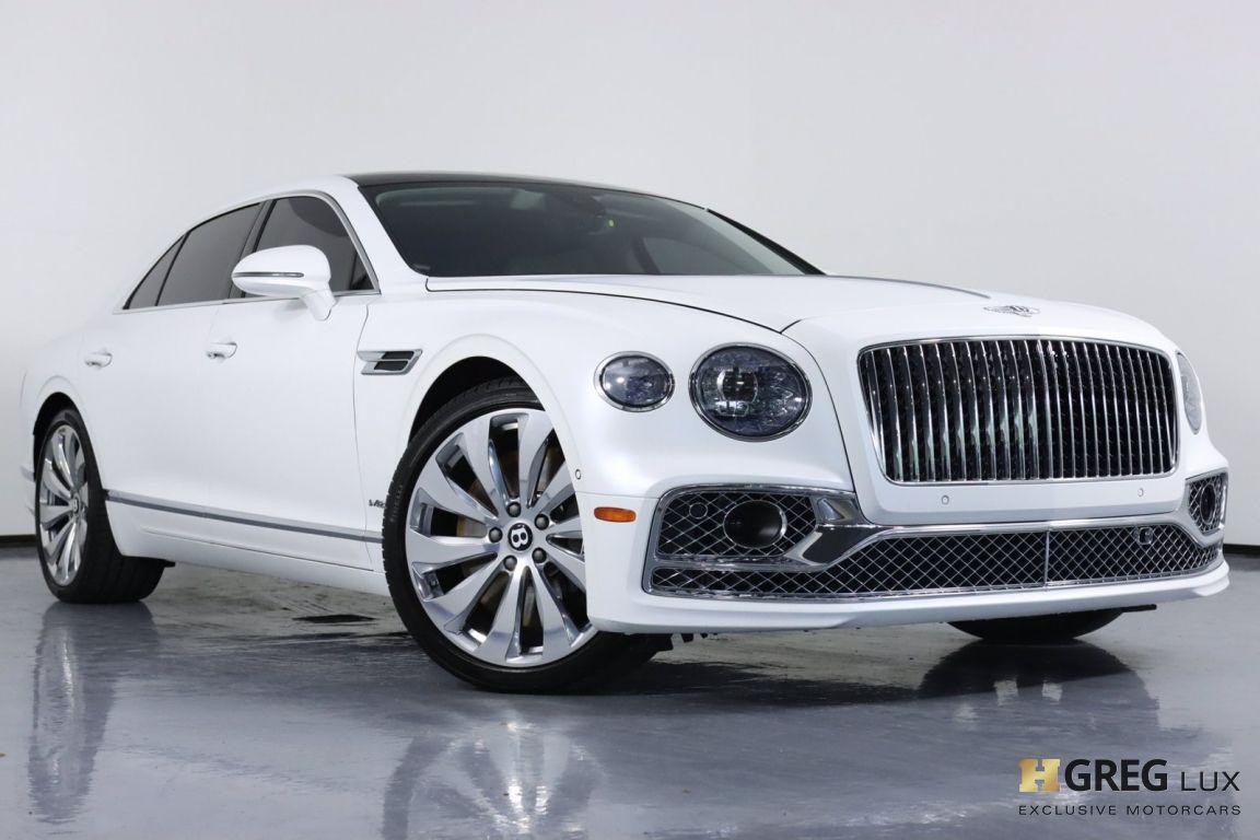 2020 Bentley Flying Spur W12 #29