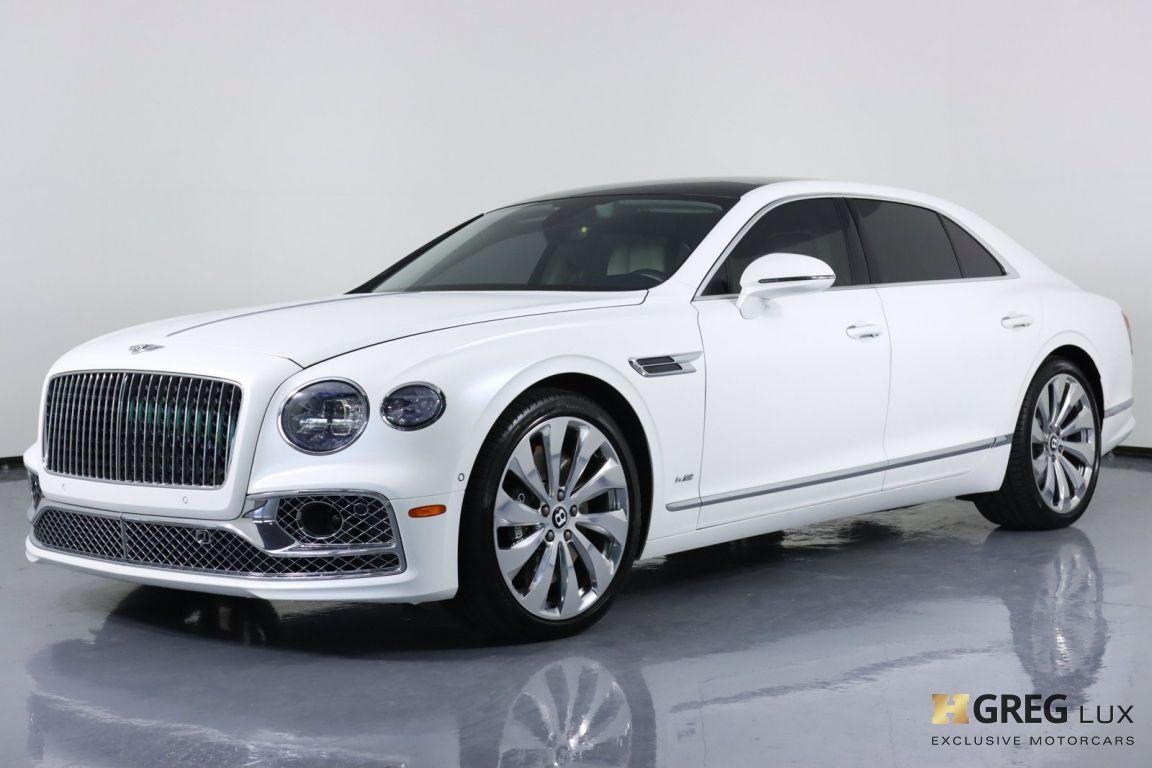 2020 Bentley Flying Spur W12 #30