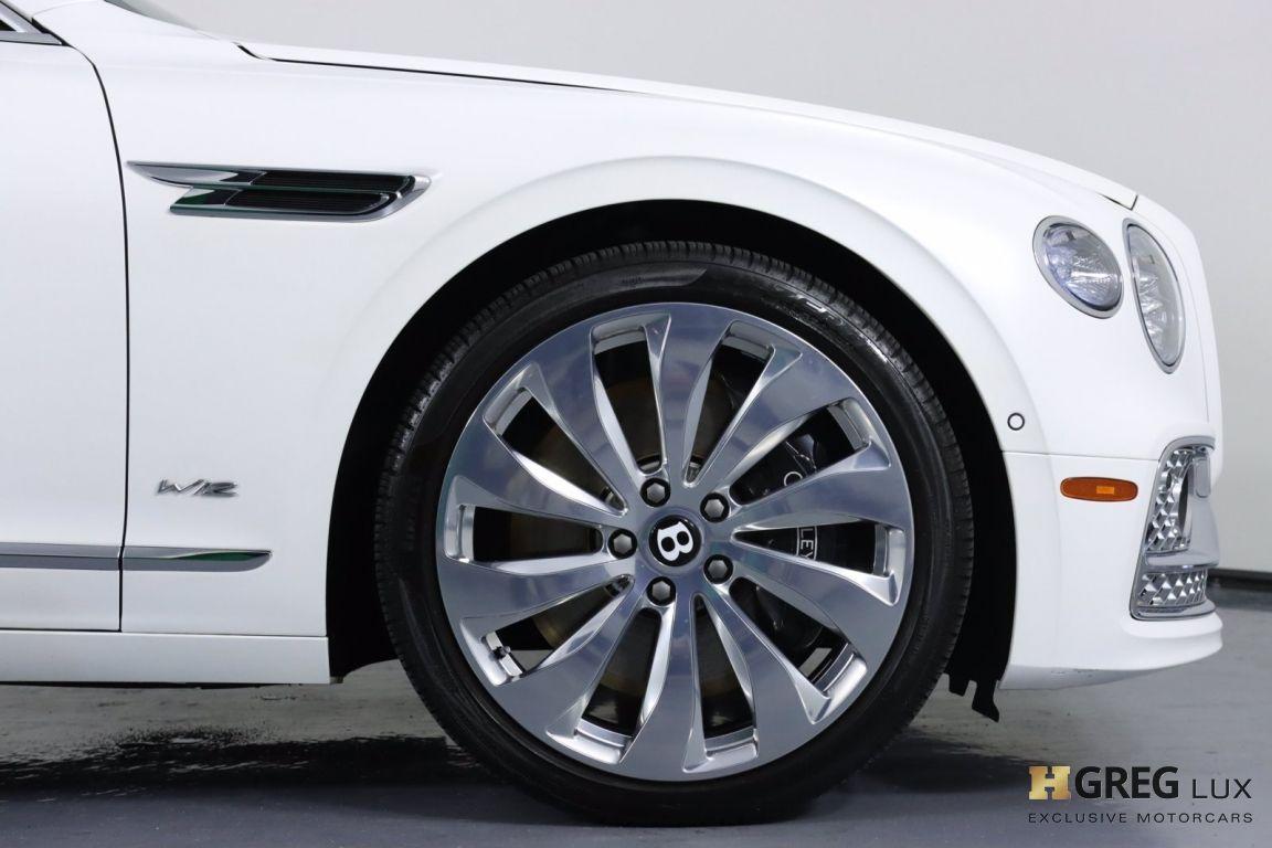 2020 Bentley Flying Spur W12 #11