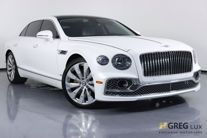 2020 Bentley Flying Spur W12 #0