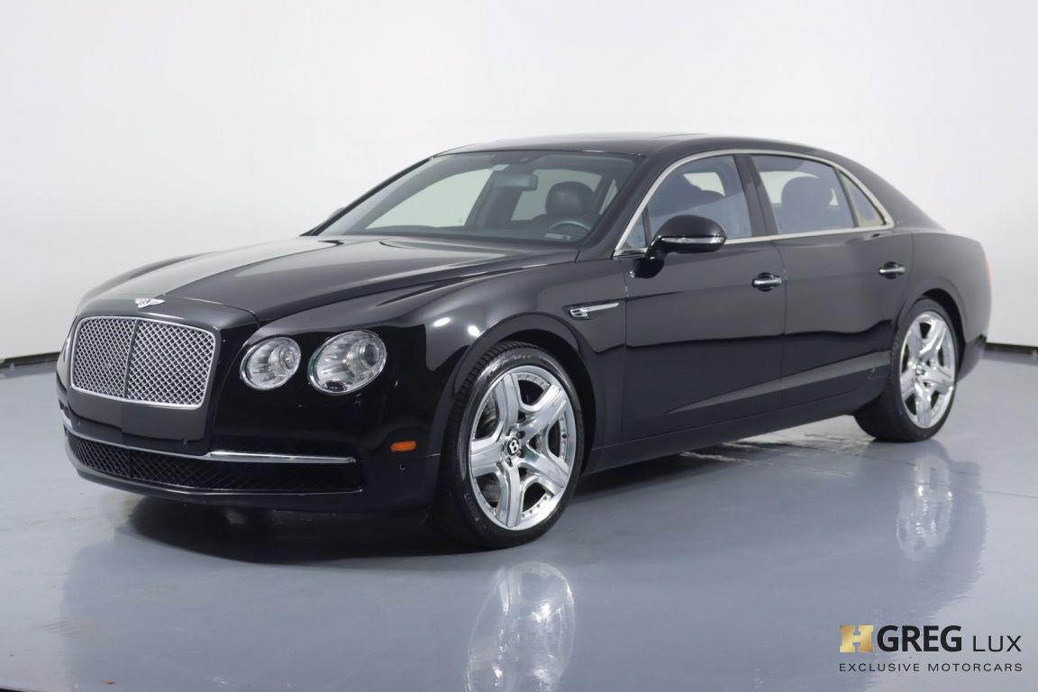 2014 Bentley Flying Spur  #24