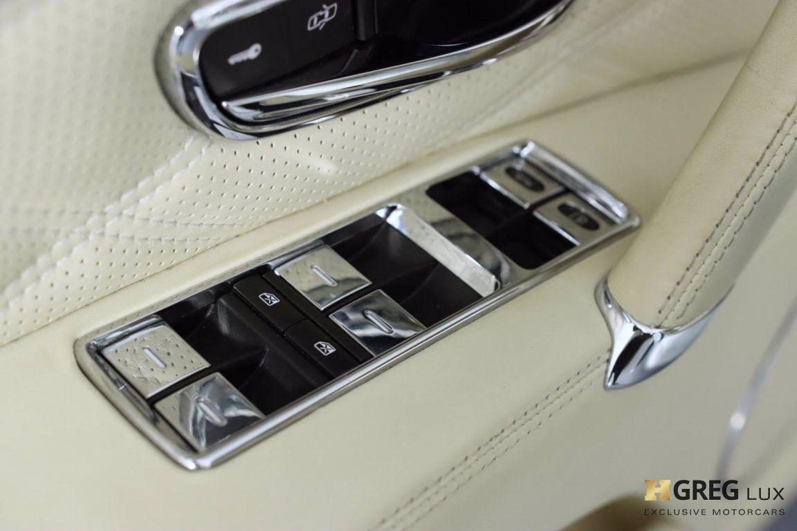 2016 Bentley Flying Spur V8 #38