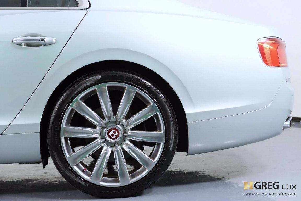 2016 Bentley Flying Spur V8 #26