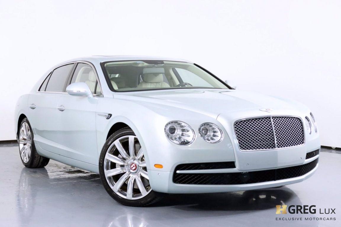 2016 Bentley Flying Spur V8 #0
