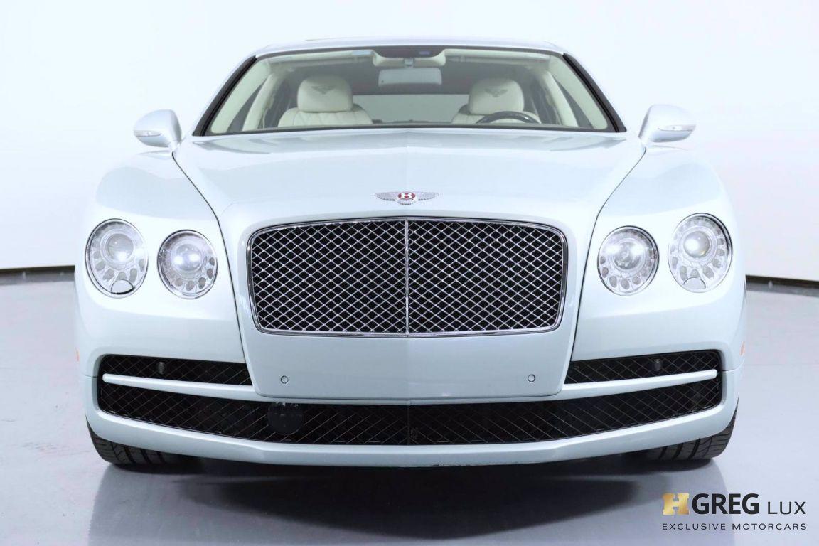 2016 Bentley Flying Spur V8 #3