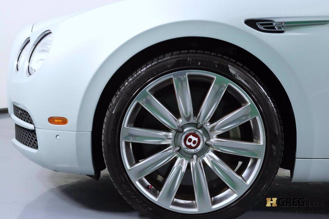 2016 Bentley Flying Spur V8 #24