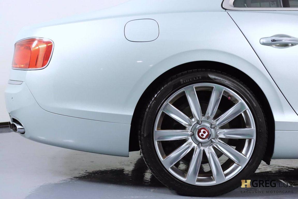 2016 Bentley Flying Spur V8 #13