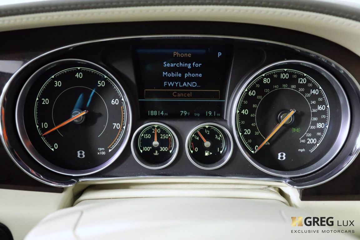 2016 Bentley Flying Spur V8 #47