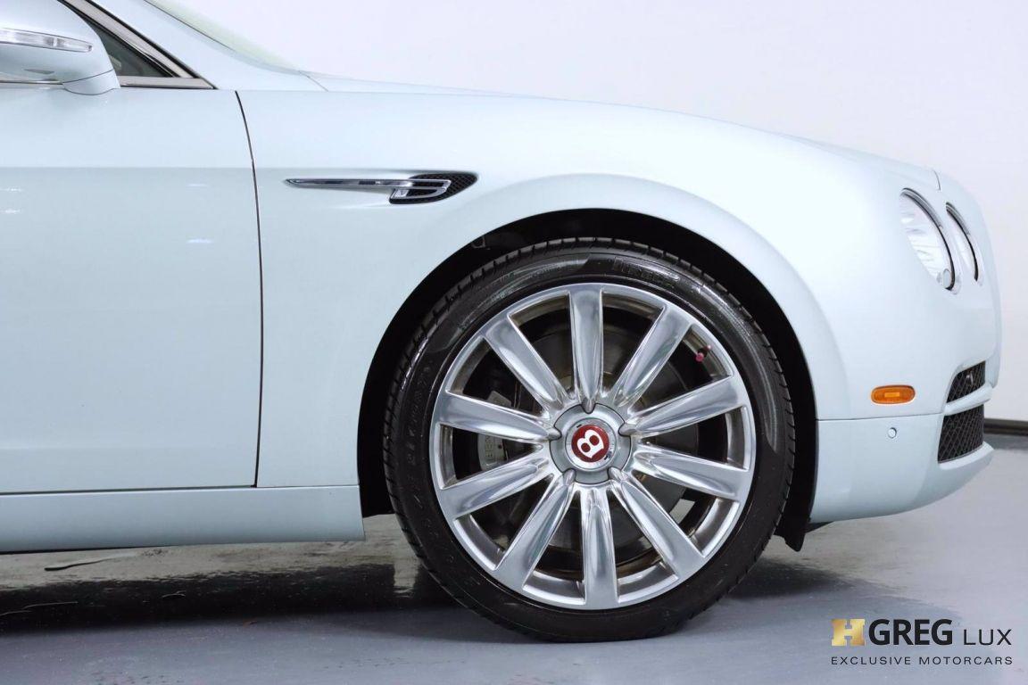 2016 Bentley Flying Spur V8 #11