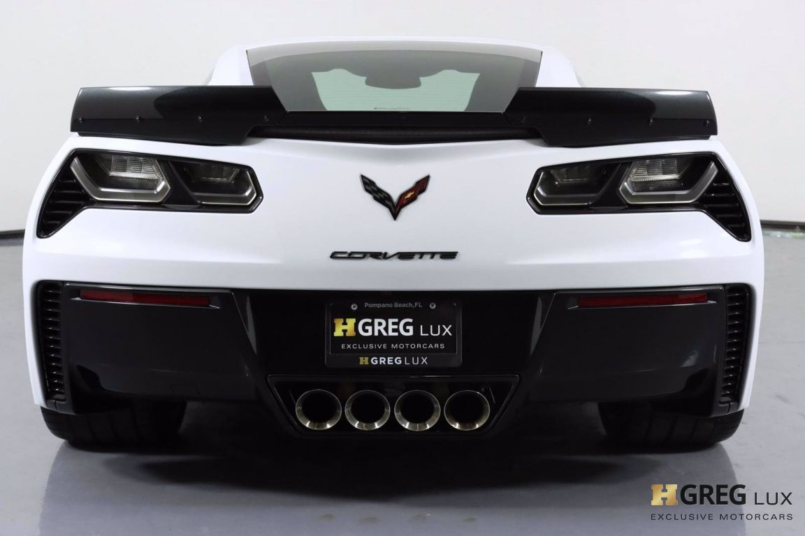 2019 Chevrolet Corvette Z06 1LZ #19