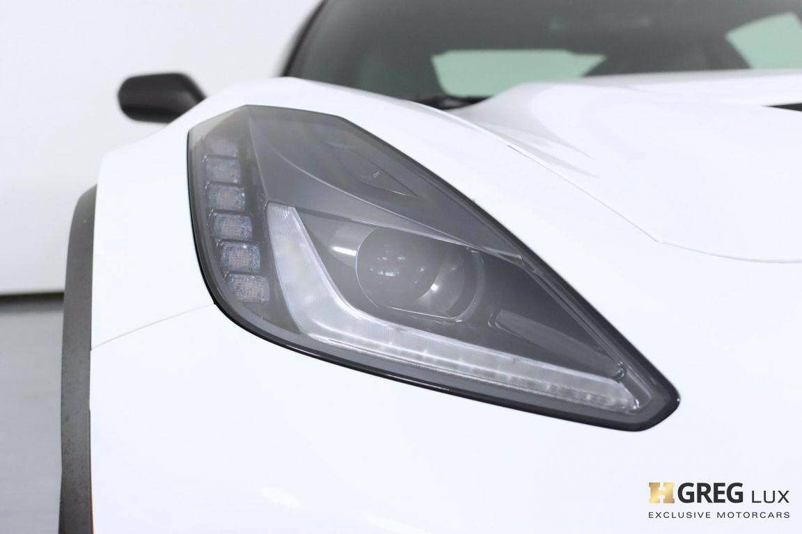 2019 Chevrolet Corvette Z06 1LZ #5