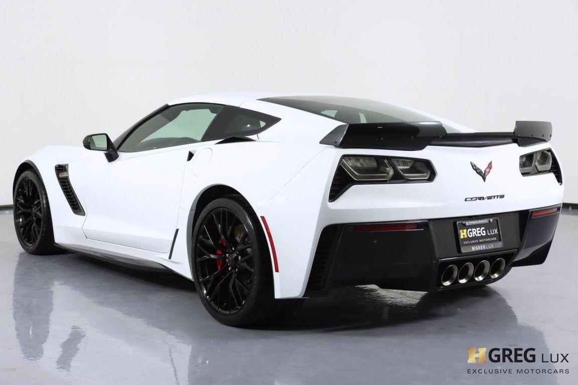2019 Chevrolet Corvette Z06 1LZ #23