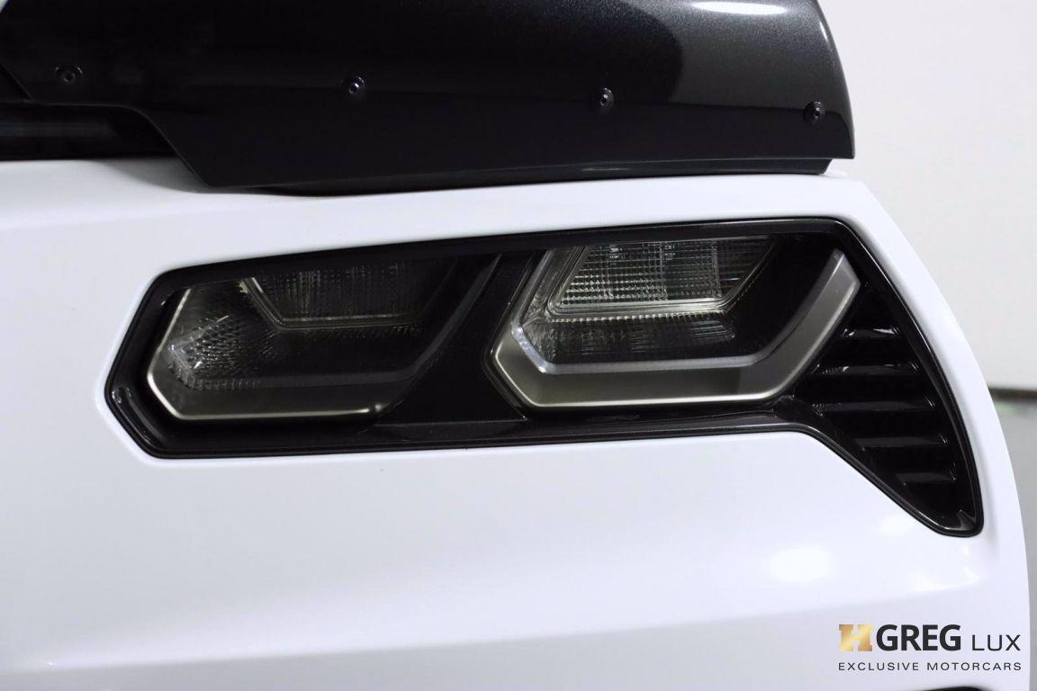 2019 Chevrolet Corvette Z06 1LZ #20