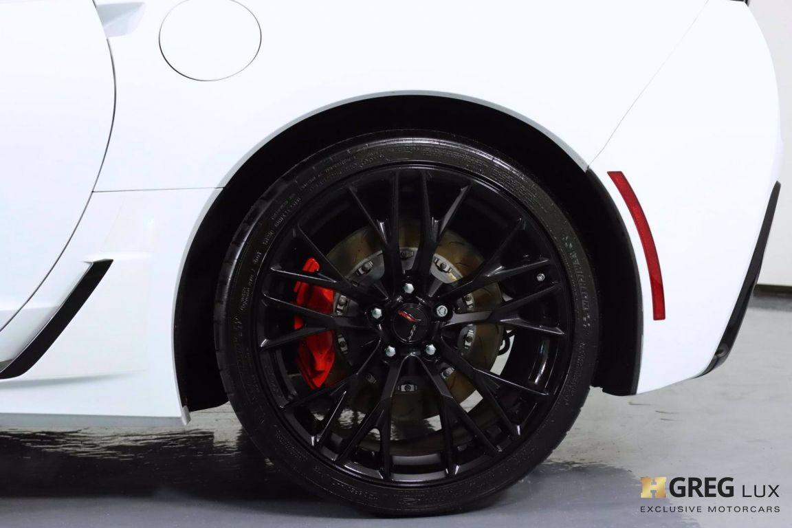 2019 Chevrolet Corvette Z06 1LZ #28