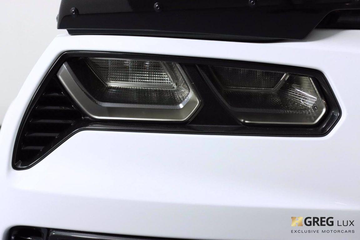 2019 Chevrolet Corvette Z06 1LZ #21