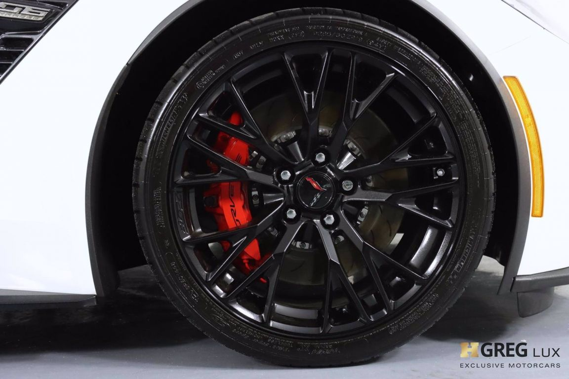 2019 Chevrolet Corvette Z06 1LZ #13