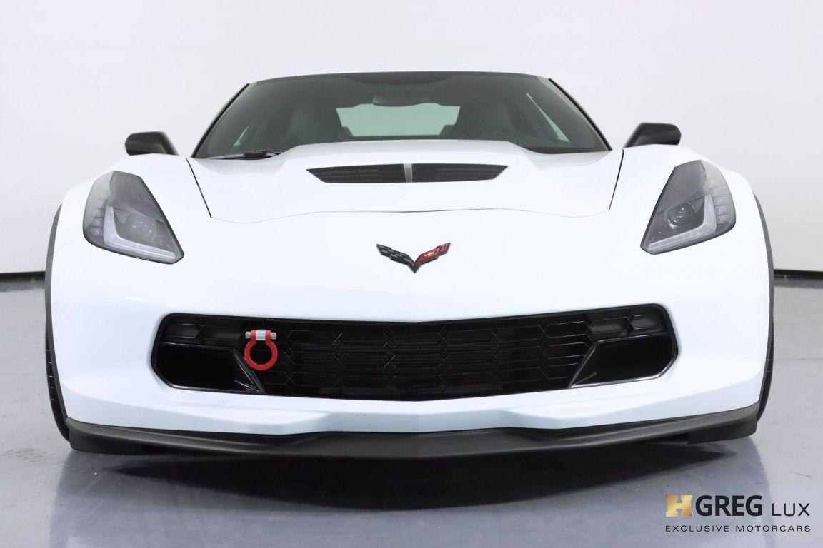 2019 Chevrolet Corvette Z06 1LZ #4