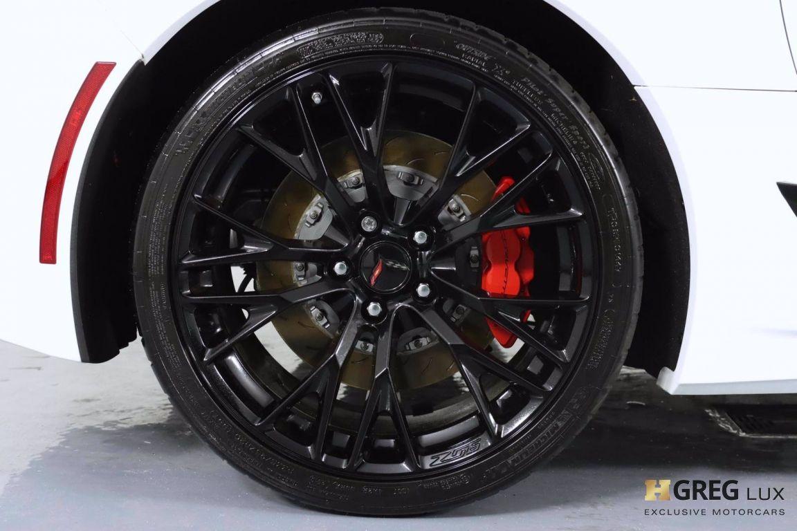 2019 Chevrolet Corvette Z06 1LZ #16
