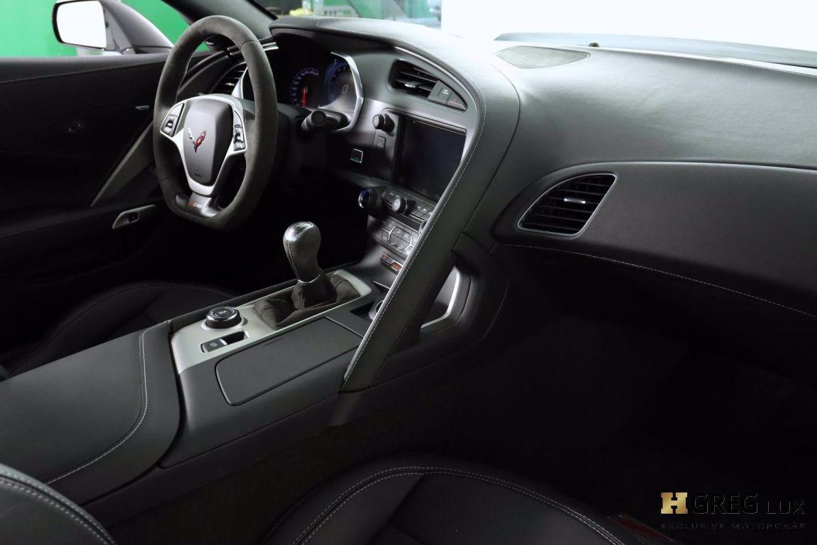 2019 Chevrolet Corvette Z06 1LZ #50