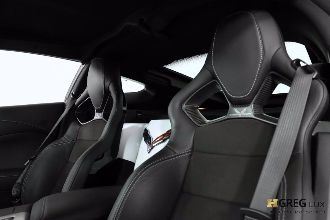 2019 Chevrolet Corvette Z06 1LZ #2