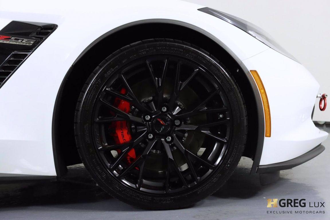 2019 Chevrolet Corvette Z06 1LZ #12