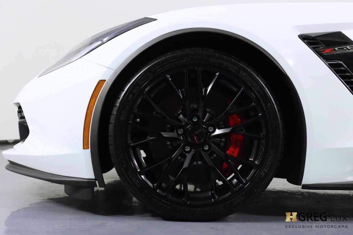 2019 Chevrolet Corvette Z06 1LZ #25
