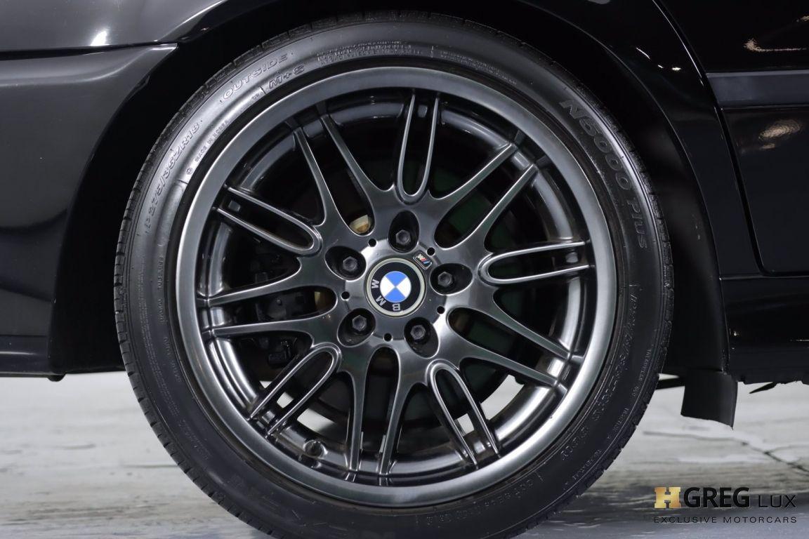 2002 BMW 5 Series M5 #14