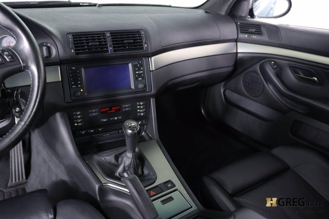 2002 BMW 5 Series M5 #39