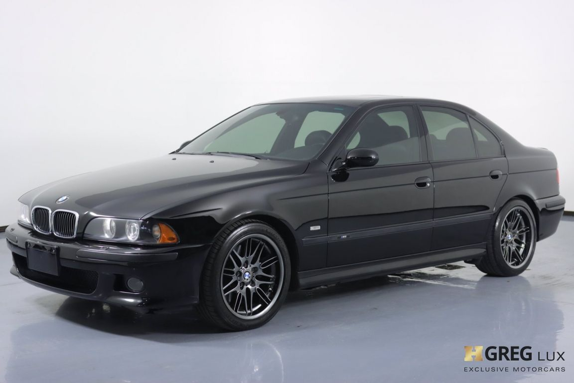 2002 BMW 5 Series M5 #26