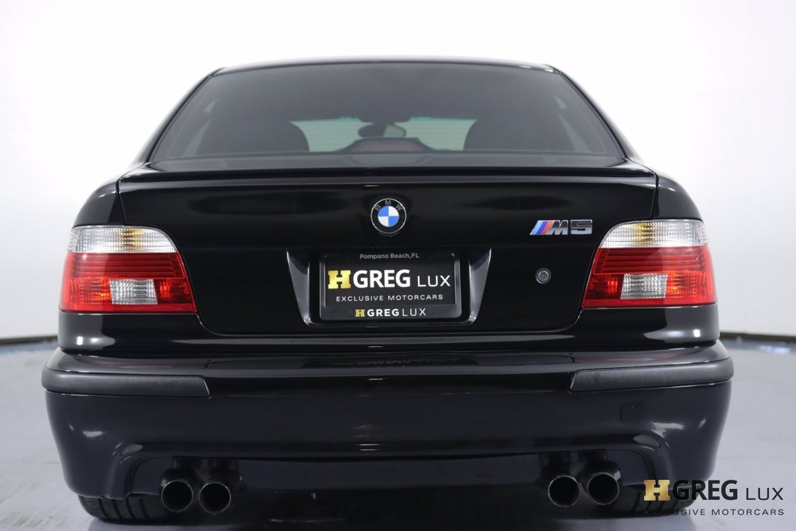 2002 BMW 5 Series M5 #16