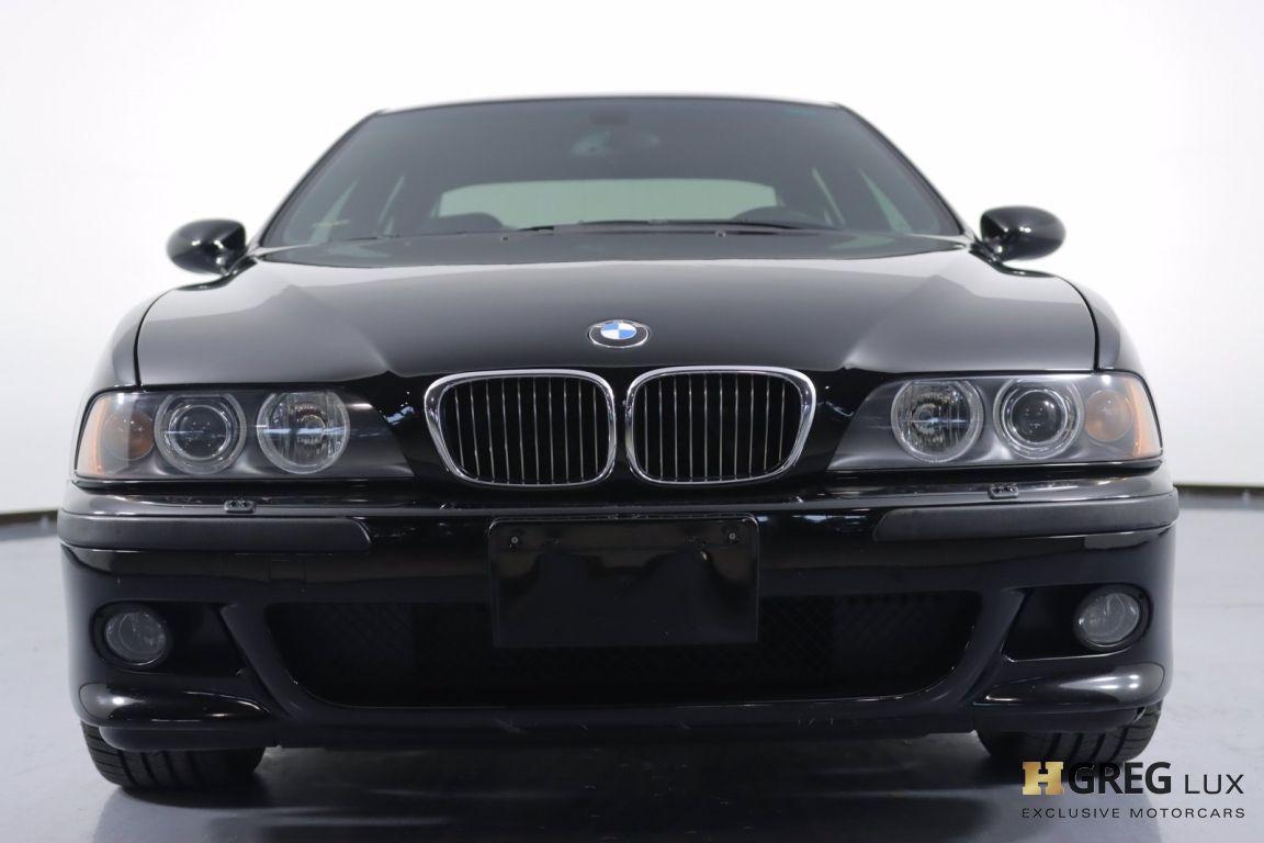 2002 BMW 5 Series M5 #3