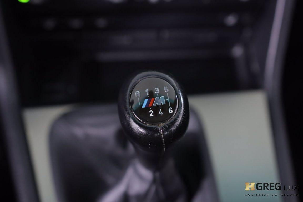 2002 BMW 5 Series M5 #42