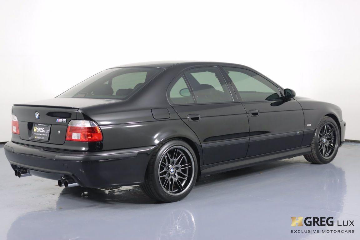 2002 BMW 5 Series M5 #15