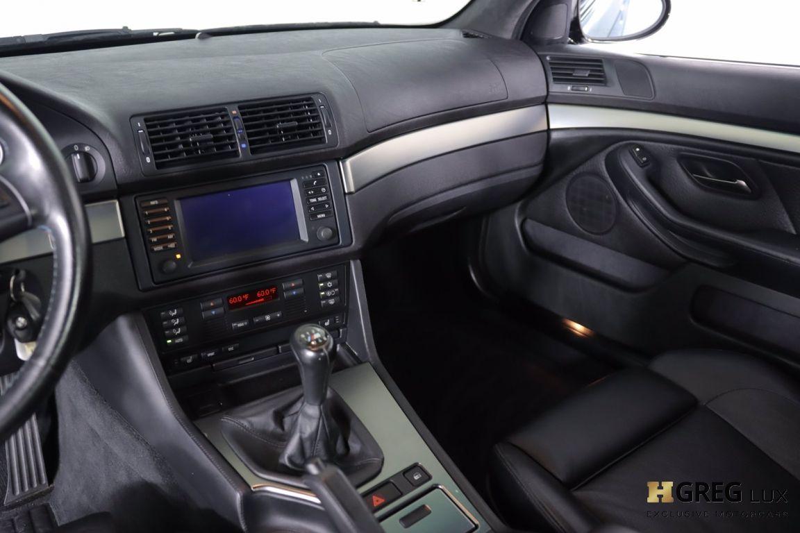 2002 BMW 5 Series M5 #38